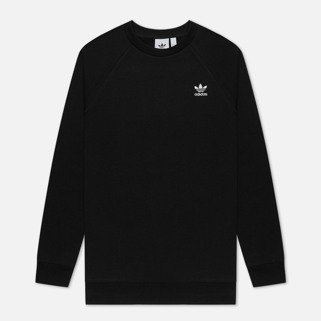 Мужская толстовка adidas Originals Essentials Crewneck Black