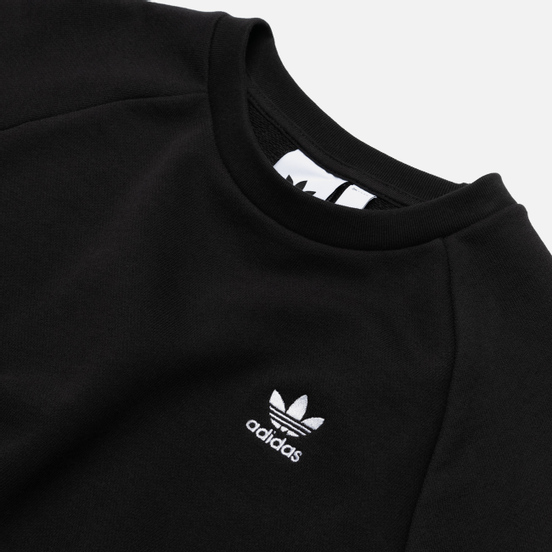Мужская толстовка adidas Originals Essential Crew Black