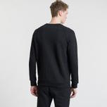 Мужская толстовка adidas Originals Essentials Crewneck Black фото- 3
