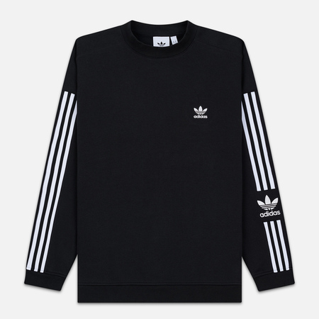 Мужская толстовка adidas Originals Lock Up Logo Black