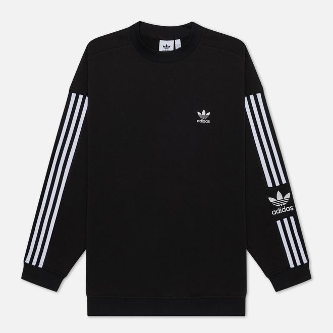 Мужская толстовка adidas Originals Lock Up Logo Black
