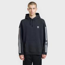 Мужская толстовка adidas Originals Lock Up Logo Hoodie Black фото- 1