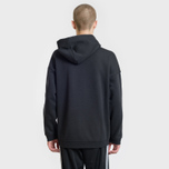 Мужская толстовка adidas Originals Lock Up Logo Hoodie Black фото- 3