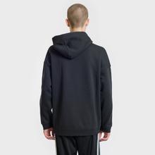 Мужская толстовка adidas Originals Lock Up Logo Hoodie Black фото- 3
