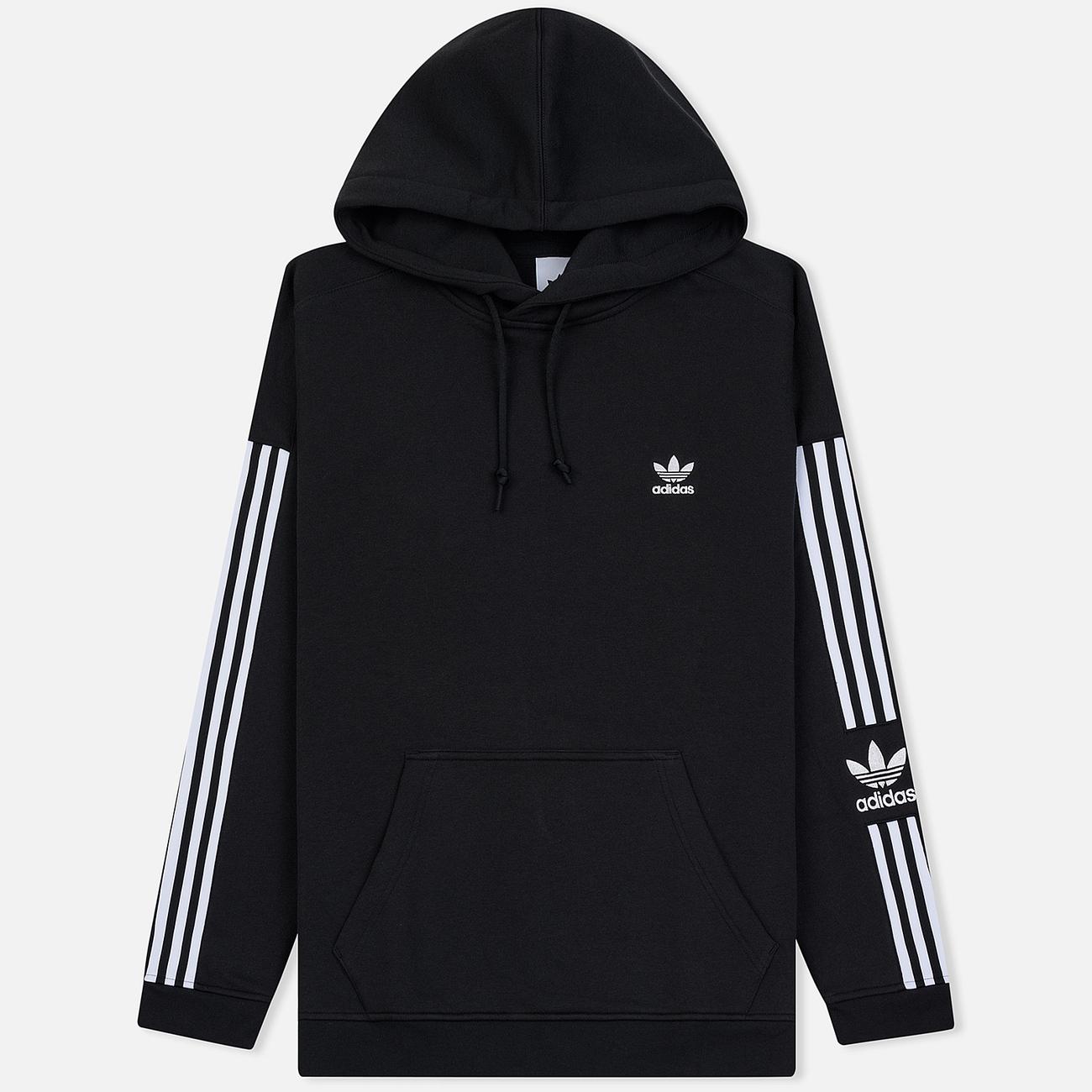 Мужская толстовка adidas Originals Lock Up Logo Hoodie Black