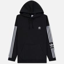 Мужская толстовка adidas Originals Lock Up Logo Hoodie Black фото- 0