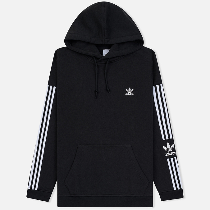 Мужская толстовка adidas Originals Lock Up Logo Hoodie Black