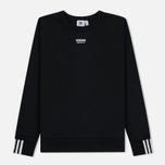 Мужская толстовка adidas Originals Reveal Your Vocal Crew Black фото- 0
