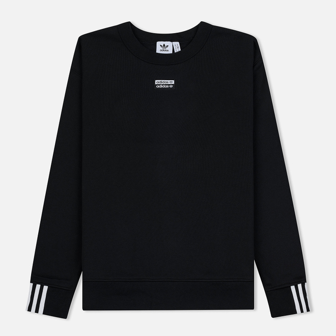 Мужская толстовка adidas Originals Reveal Your Vocal Crew Black