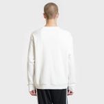 Мужская толстовка adidas Originals Reveal Your Vocal Crew Core White фото- 3