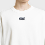 Мужская толстовка adidas Originals Reveal Your Vocal Crew Core White фото- 2