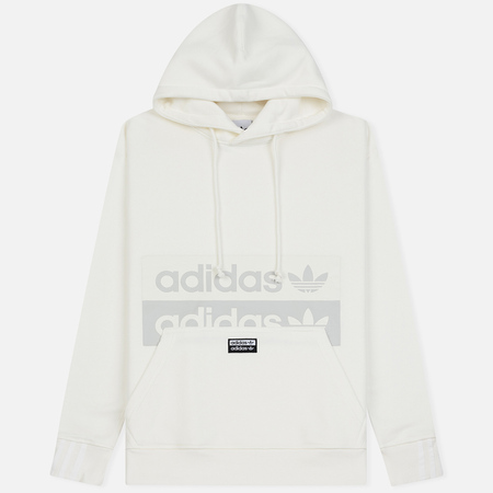 05c8262d Мужская толстовка adidas Originals Reveal Your Vocal D Hoodie Core White