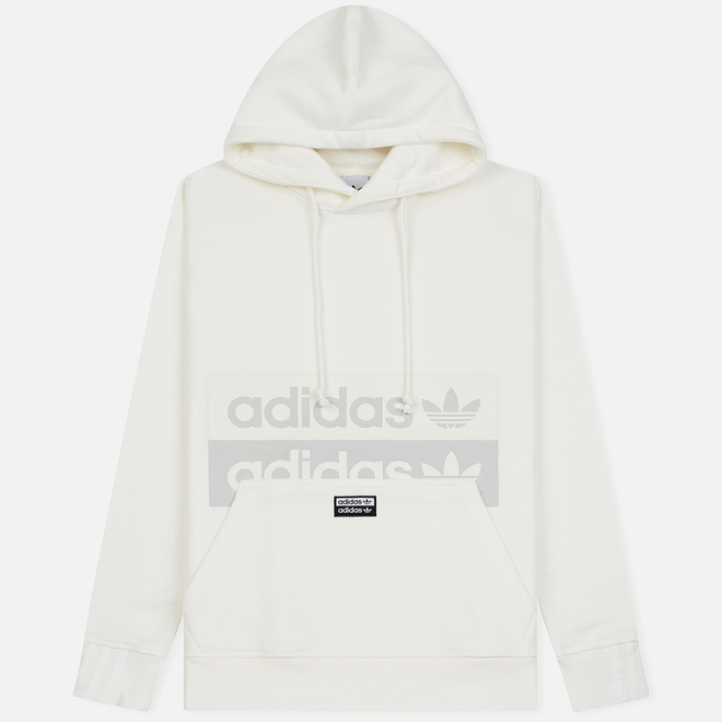 Мужская толстовка adidas Originals Reveal Your Vocal D Hoodie Core White