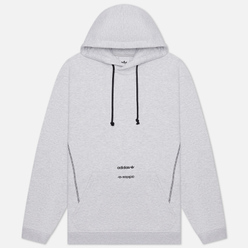 Мужская толстовка adidas Originals Reveal Your Vocal F Hoodie Light Grey Heather
