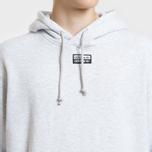 Мужская толстовка adidas Originals Reveal Your Vocal Hoodie Light Grey Heather фото- 2