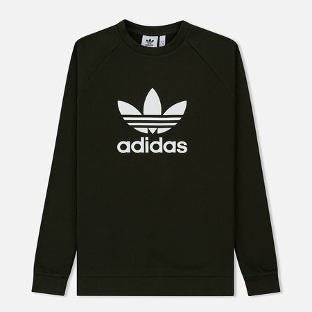 Мужская толстовка adidas Originals Trefoil Crew Night Cargo