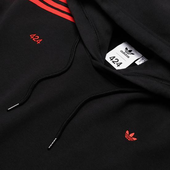 Мужская толстовка adidas Originals x 424 Vocal Hoodie Black