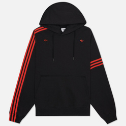 Мужская толстовка adidas Originals x 424 Vocal Hoodie Black