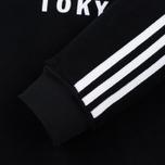 Мужская толстовка adidas Originals x Neighborhood Logo Tokyo Crew Black фото- 3