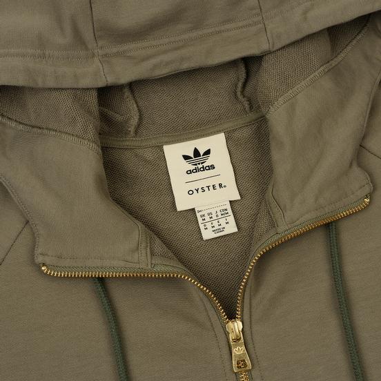 Мужская толстовка adidas Originals x Oyster Holdings XBYO Full Zip Hoodie Trace Cargo