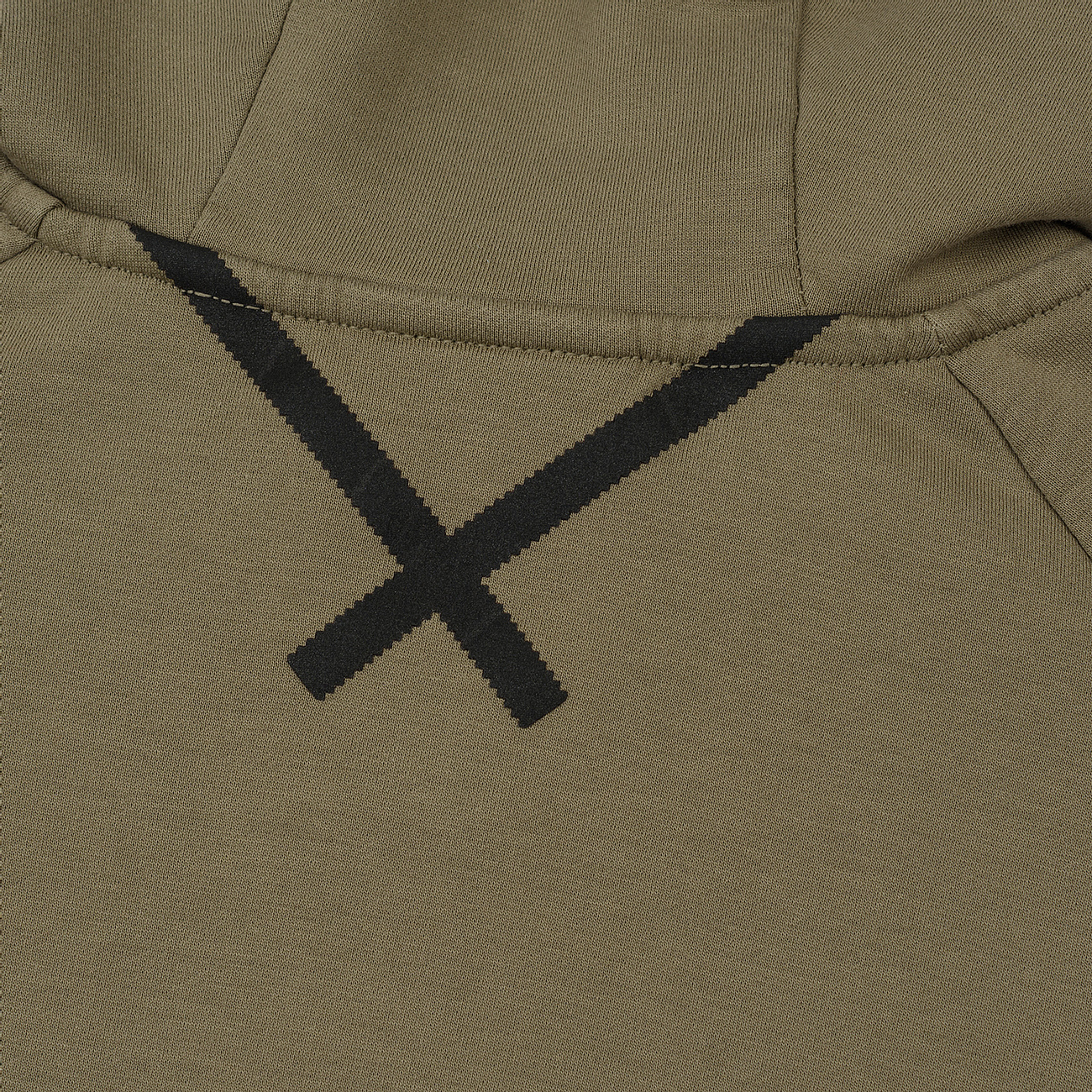 Adidas Originals x Oyster Holdings XBYO Full Zip Hoodie in Trace Cargo CW0749