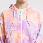 Мужская толстовка adidas Originals x Pharrell Williams Human Race Holi Full Zip Hood Multicolor/White фото- 10