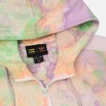 Мужская толстовка adidas Originals x Pharrell Williams Human Race Holi Full Zip Hood Multicolor/White фото- 1