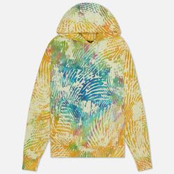 Мужская толстовка adidas Originals x Pharrell Williams March Madness Fan Hoodie Multicolor