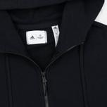 Мужская толстовка adidas Originals x Reigning Champ AARC FTFZ Hoodie Black фото- 1