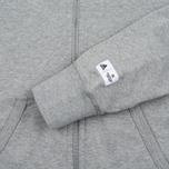 Мужская толстовка adidas Originals x Reigning Champ AARC FTFZ Hoodie Medium Grey Heather фото- 3