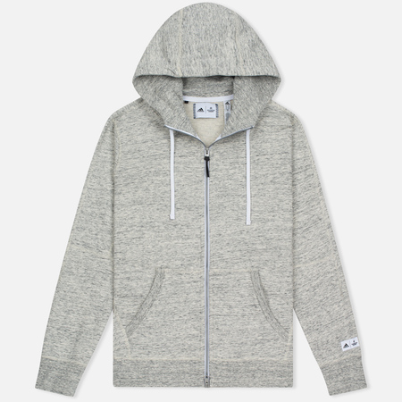 Мужская толстовка adidas Originals x Reigning Champ AARC Hoody White/Grey Heather