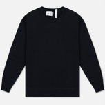 Мужская толстовка adidas Originals x Reigning Champ Engineered Spacer Mesh Crew Black фото- 0