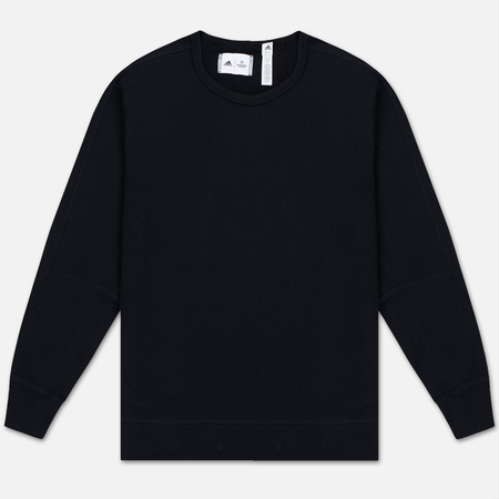 Мужская толстовка adidas Originals x Reigning Champ Engineered Spacer Mesh Crew Black