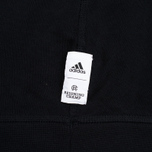 Мужская толстовка adidas Originals x Reigning Champ Engineered Spacer Mesh Crew Black фото- 3