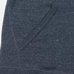 Мужская толстовка adidas Originals x Reigning Champ Fleece Hoodie Collegiate Navy/Colored Heather фото- 3