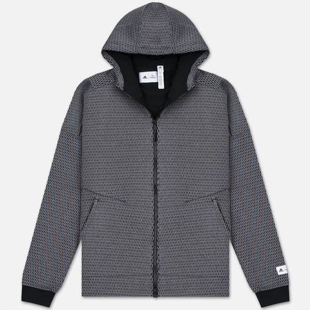 Мужская толстовка adidas Originals x Reigning Champ Spacer Mesh Hoodie Z.N.E. Black