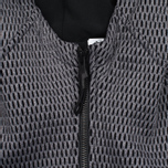 Мужская толстовка adidas Originals x Reigning Champ Spacer Mesh Hoodie Z.N.E. Black фото- 4