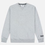 Мужская толстовка adidas Originals x Spezial Graphic Crew Medium Grey Heather/Solid Grey фото- 0