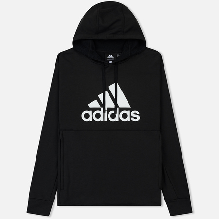 Мужская толстовка adidas Originals x Undefeated Tech Running Hoodie Black