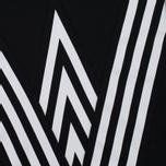 Мужская толстовка adidas Originals x White Mountaineering Crew Sweat Black фото- 3