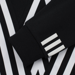 Мужская толстовка adidas Originals x White Mountaineering Crew Sweat Black фото- 4