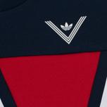 Мужская толстовка adidas Originals x White Mountaineering Crew Sweat Collegiate Navy фото- 2