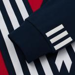 Мужская толстовка adidas Originals x White Mountaineering Crew Sweat Collegiate Navy фото- 4