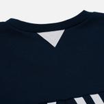 Мужская толстовка adidas Originals x White Mountaineering Crew Sweat Collegiate Navy фото- 5