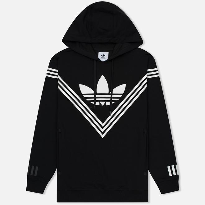 Мужская толстовка adidas Originals x White Mountaineering Logo Hoodie Black