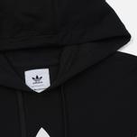 Мужская толстовка adidas Originals x White Mountaineering Logo Hoodie Black фото- 1
