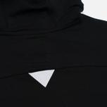 Мужская толстовка adidas Originals x White Mountaineering Logo Hoodie Black фото- 5