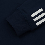 Мужская толстовка adidas Originals x White Mountaineering Logo Hoodie Collegiate Navy фото- 4