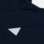 Мужская толстовка adidas Originals x White Mountaineering Logo Hoodie Collegiate Navy фото- 5