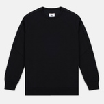 Мужская толстовка adidas Originals x Wings + Horns Bonded Crew Neck Black фото- 0
